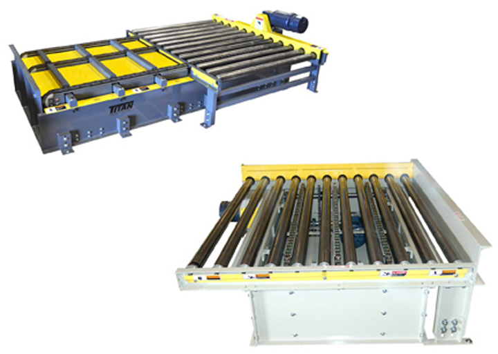 Model 680 Multi-Strand Chain Conveyors | Titan Industries Inc