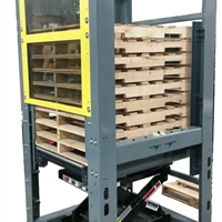Pallet Destacking Feeder Conveyor