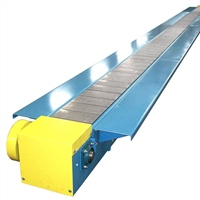 slat-conveyor-with-work-tables-both-sides