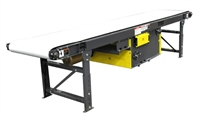 Slider Bed - Center Drive & Take-up Conveyor for Assembly Line