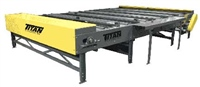 Special Assembly Conveyor Holding Jigs for Garage Door Track Assembly