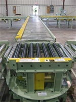 CDLR Conveyor on Turntable - Assembly Line