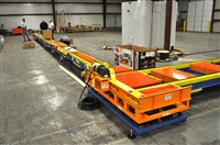 HVAC-assembly-line-specialized-multi-strand-chain-conveyor-CDLR-combined