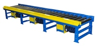 Accumulation Conveyor for Pallets