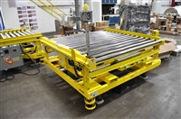 chain-driven-live-roller-conveyor-on-robotic-cart