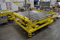 CDLR Conveyor on Robotic Cart
