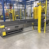 chain-driven-live-roller-conveyors-feeding-robotic-cell