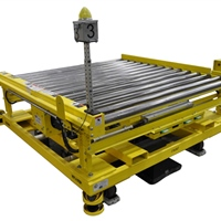 chain-driven-live-roller-conveyor-robotic-cart