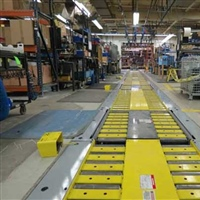 in-floor-motorized-roller-conveyor-for-large-appliance-assembly