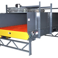 belt-driven-live-roller-cooling-conveyor-coated-rollers