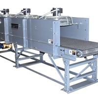 cooling-conveyor-with-wire-mesh-belt-bottom-mount-drive