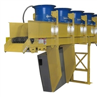 Special Cooling Conveyor with Controls