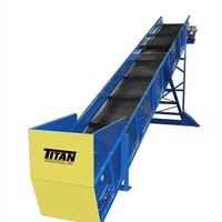 incline-cleated-belt-conveyor-with-infeed-hopper