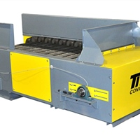 Heavy Duty Hinged Steel Belt Conveyor