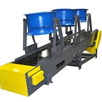 cooling/drying-conveyor-with-slat-belt-forging-operation