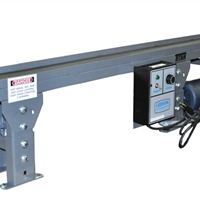 Slider Bed Conveyor for small parts