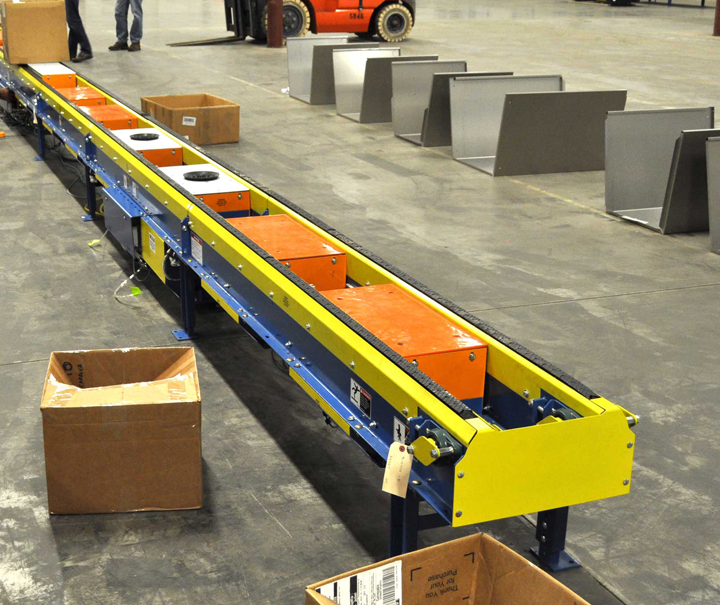 Assembly Line Systems : Automated assembly line conveyor systems robotics