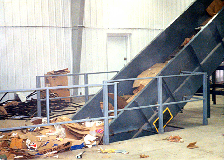 Recycle on American Conveyor Belt Manufacturers