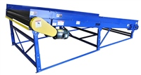 incline slider bed belt-conveyor