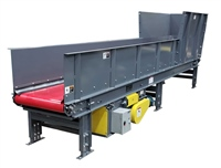 slider bed belt conveyor-heavy duty