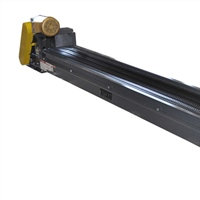 Troughed-Slider-Bed-Conveyor-Top-Mount-Drive