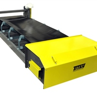 Three-Roll-Trough-Conveyor