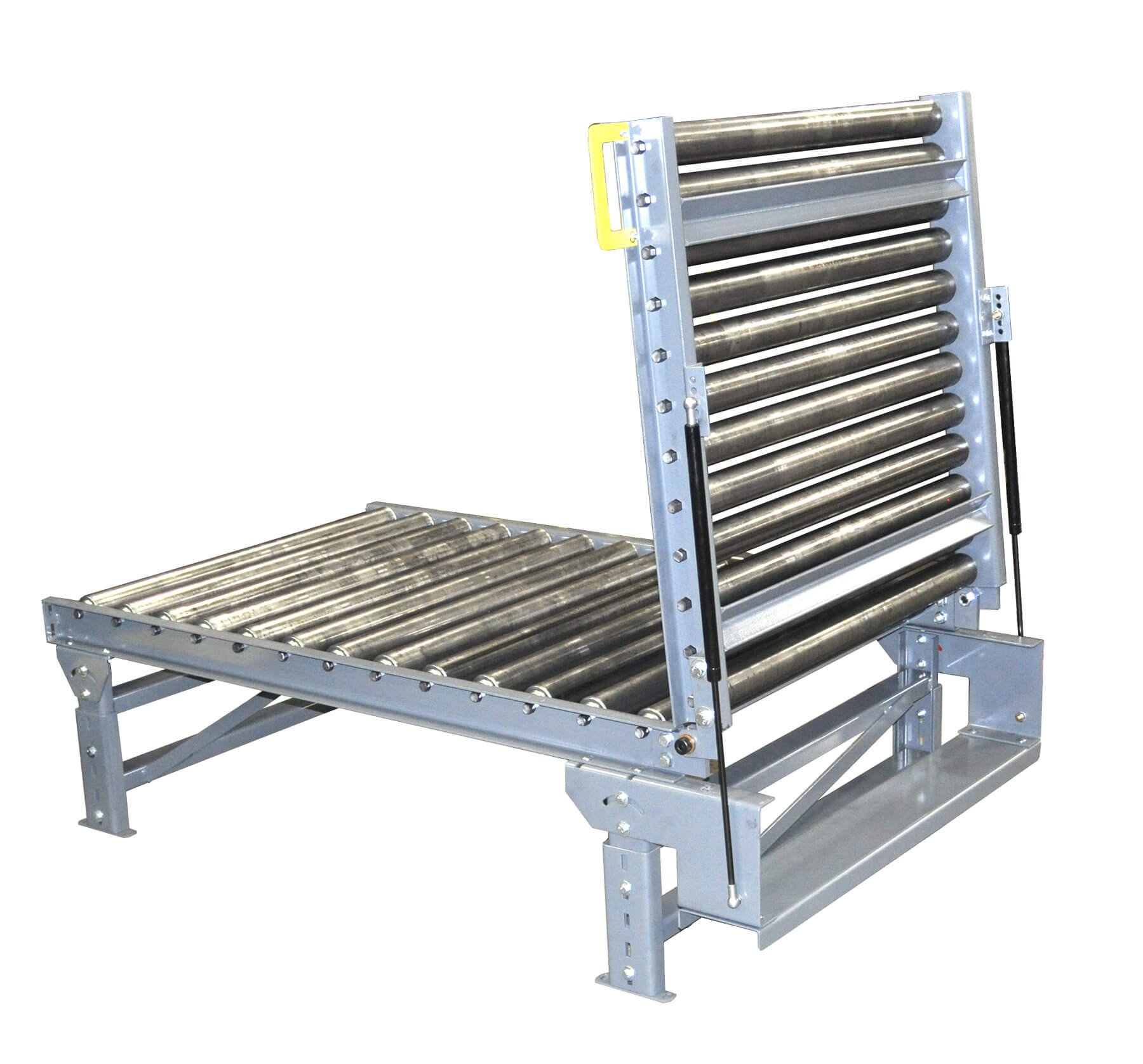 Model 419 Gravity Roller Conveyor Titan Industries Inc