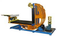 pallet-upender-chain-driven-live-roller-conveyor