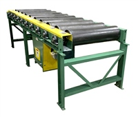 special chain driven live roller conveyor