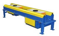 padded-chain-conveyor-with-product-lift-with-vacuum-hold-down