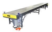 belt-driven-live-roller-conveyor-with controls