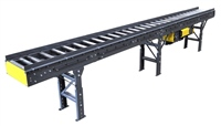 belt driven roller conveyor