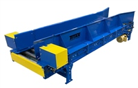 belt driven roller conveyor-special