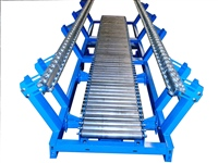 Special Gravity Roller Conveyor Skate Wheel Side Rails
