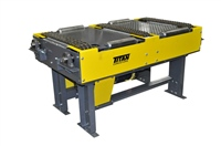 multi-strand-chain-conveyor-heavy-duty-with-gravity-roller-each-end