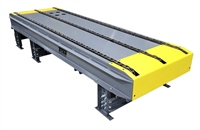 extreme duty multi-stand chain conveyor