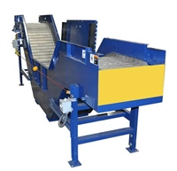 Model 620 Quench Conveyor with Loading Chute