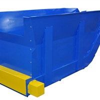 Custom Infeed Hopper