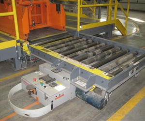 Conveyor on Robotic Cart