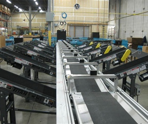 Distribution Center Conveyors