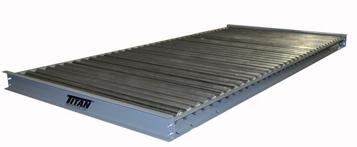 Model 419 Gravity Roller Conveyor