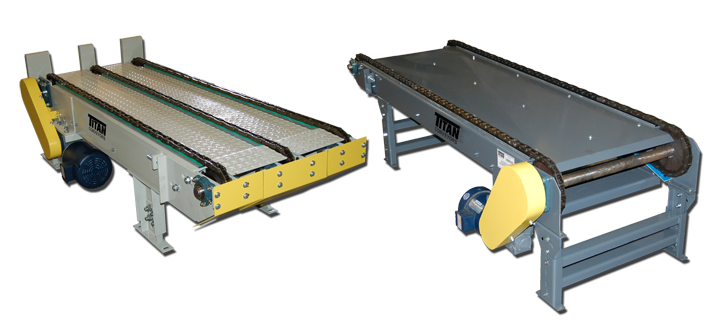 Multi-Strand Chain Conveyors