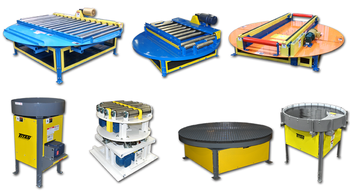 Turntable Conveyors