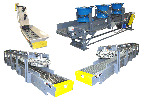 Troughed belt conveyor components