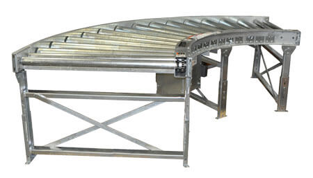 stainless galvanized conveyor